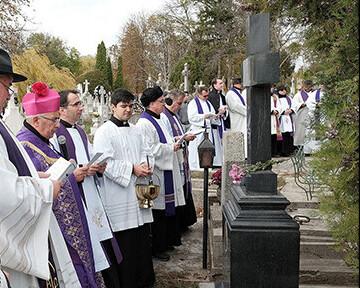 Programul sfințirii mormintelor 2021